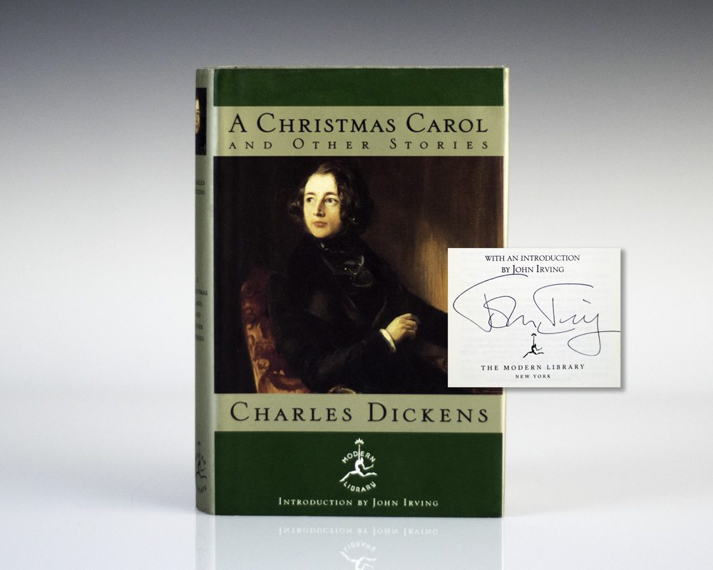 A Christmas Carol and Other Stories.