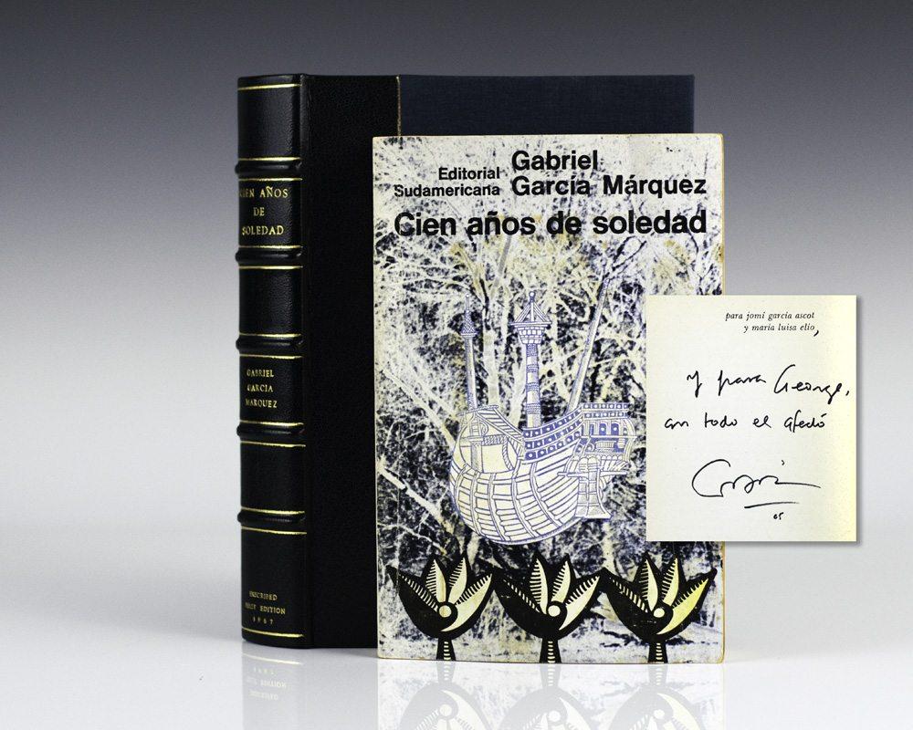 Cien Años de Soledad (One Hundred Years of Solitude).