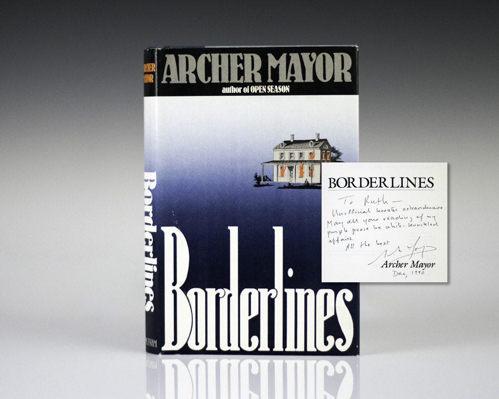 Borderlines.