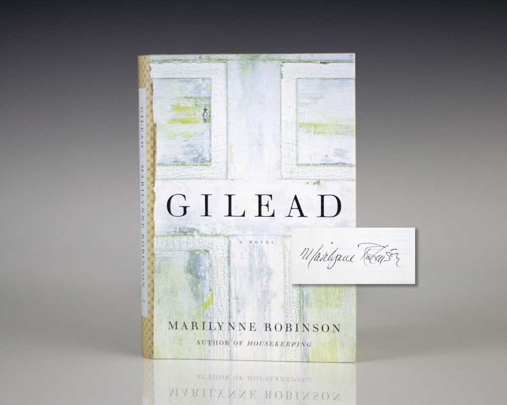 book review gilead marilynne robinson