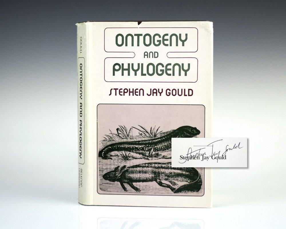Ontogeny and Phylogeny.