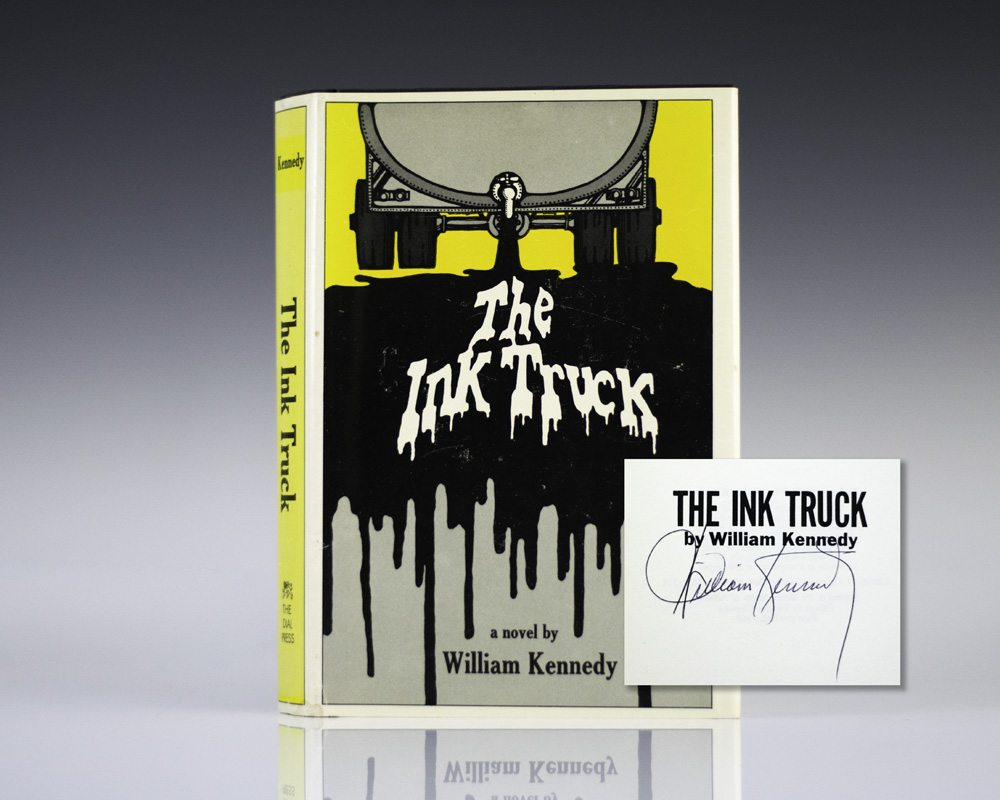 The Ink Truck.