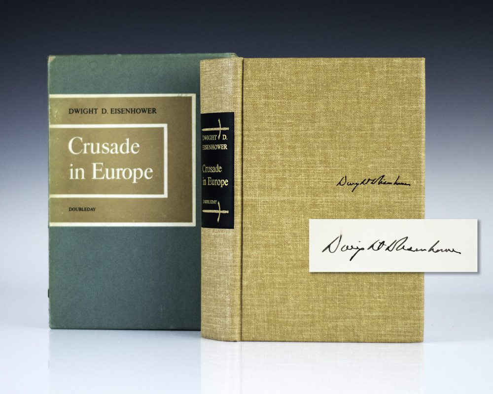Crusade in Europe.
