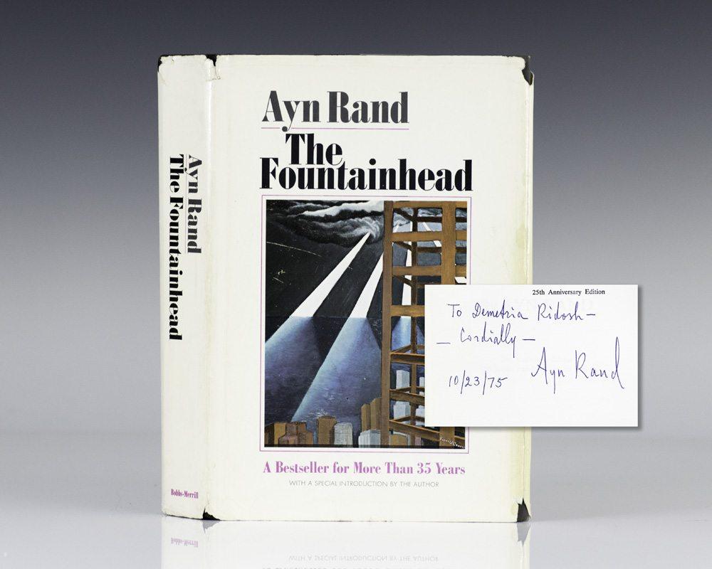 The Fountainhead.