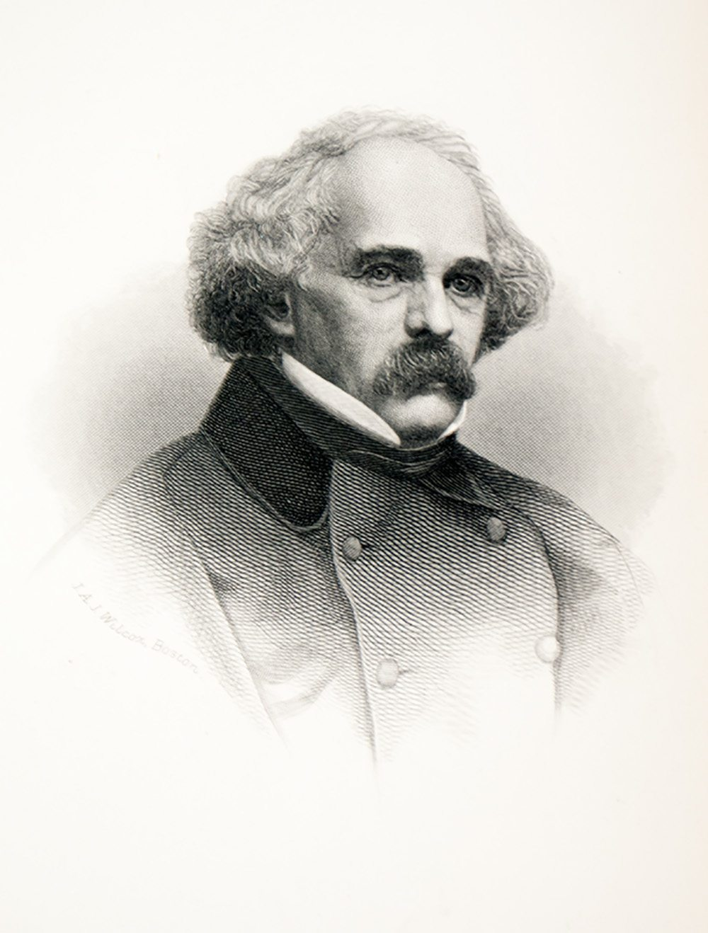 the life of nathaniel hawthorn and his writing style Did religion affect nathaniel hawthorne's writings if so, why religion definitely played a huge role in hawthorne's life and that's why he was so interested in it and that's why much of his writing deals with religion.