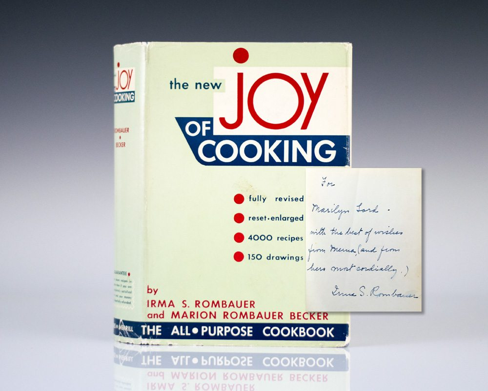 The Joy of Cooking.