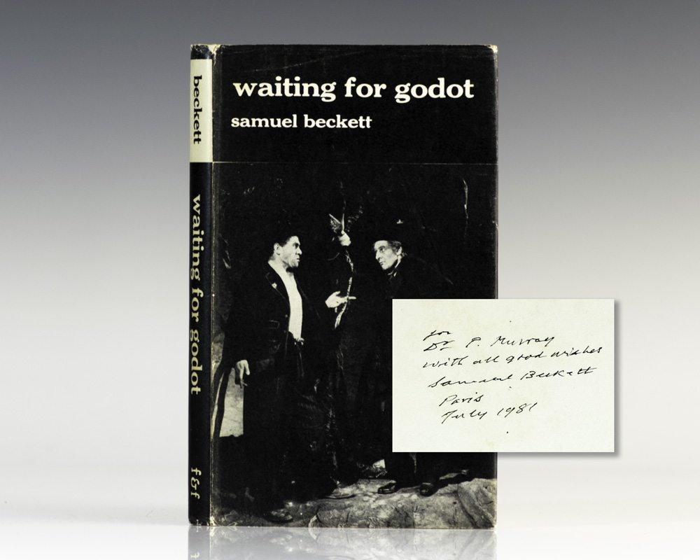 Waiting For Godot: A Tragicomedy In Two Acts.