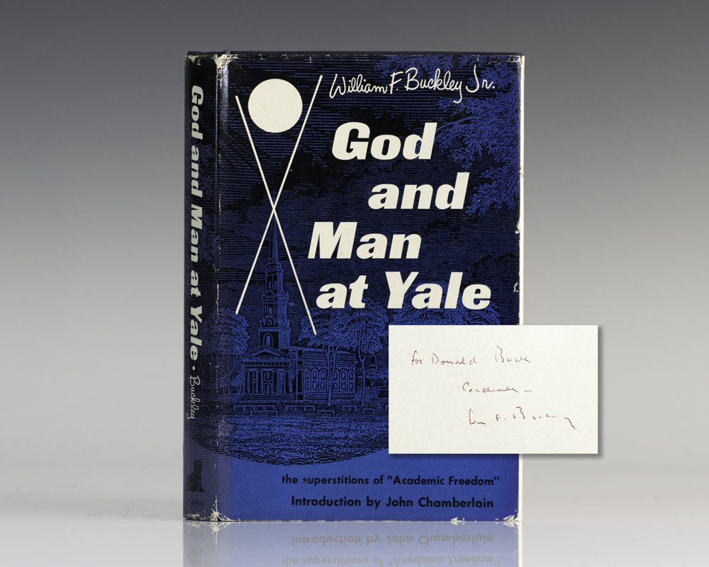 "God and Man at Yale: The Superstitions of ""Academic Freedom""."