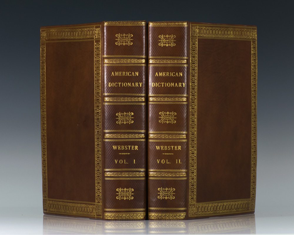 American Dictionary of the English Language.