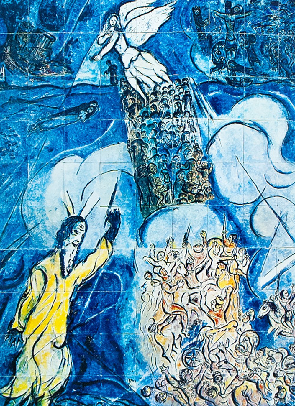 Chagall: Monumental Works.