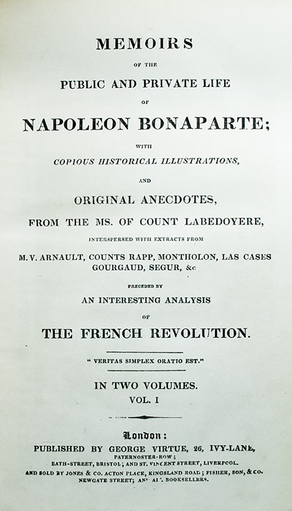 the life of napoleon bonaparte This page provides a brief summary of scott's work on the life of napoleon buonaparte , the background to its creation and how it was received at the time by critics and the public.