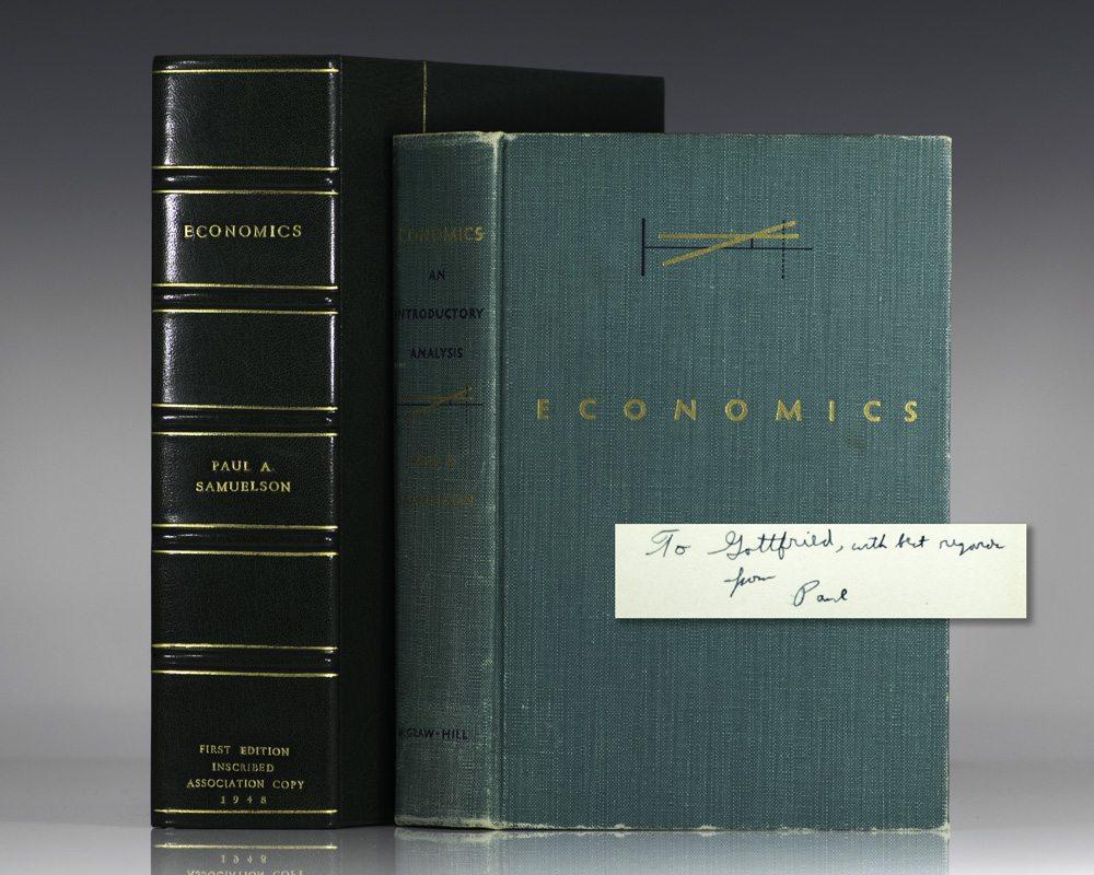 Economics: An Introductory Analysis.