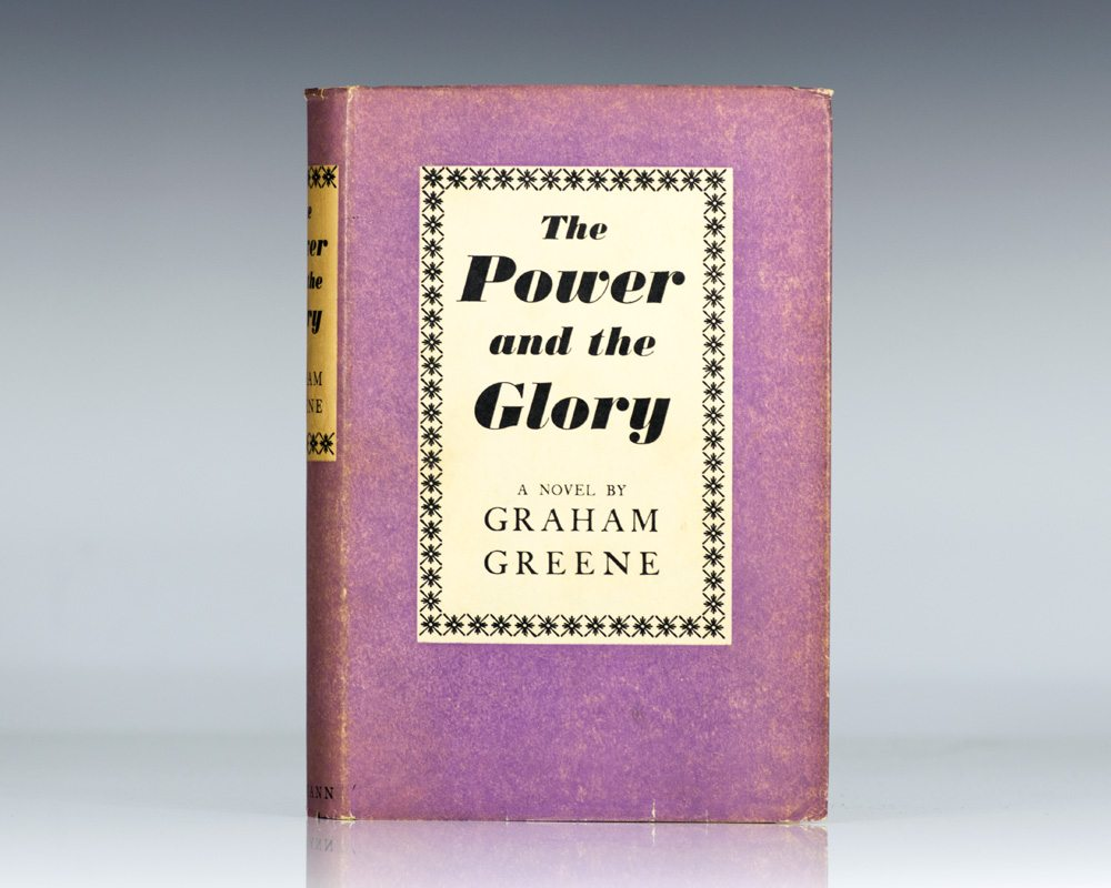 a book review of graham greens the power and the glory Npr coverage of the power and the glory by graham greene news, author interviews, critics' picks and more.