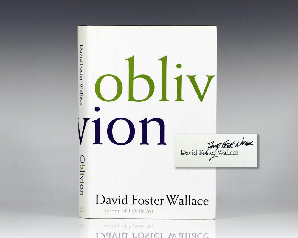 Oblivion: Stories.
