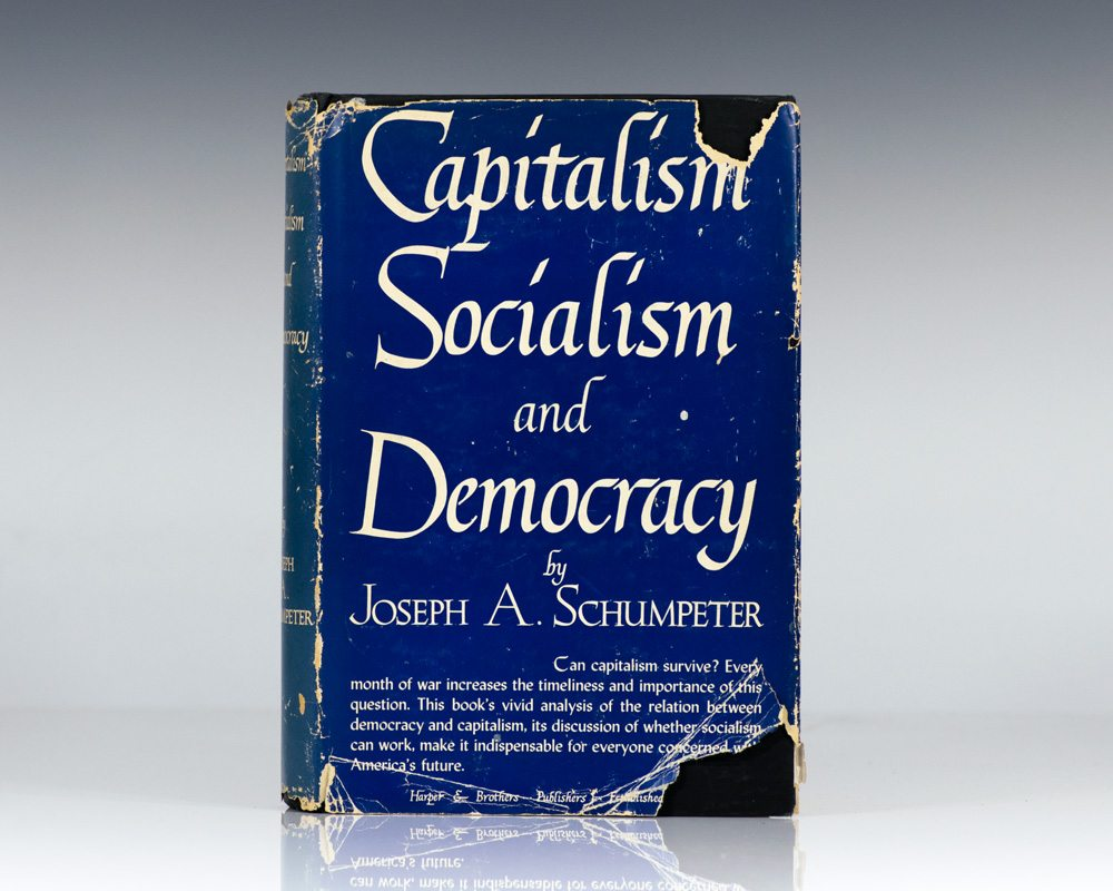 capitalism and democracy essay In this essay i would like to consider the milton friedman's thesis concerning the fact milton friedman: capitalism and it does not result in democracy.