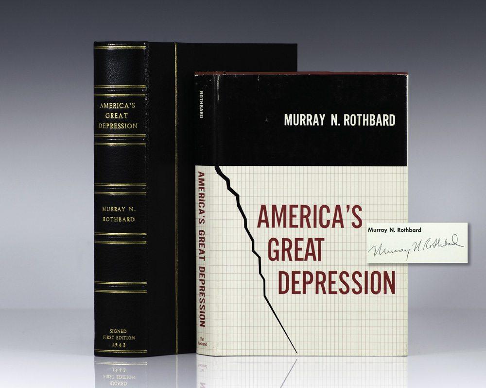America's Great Depression.