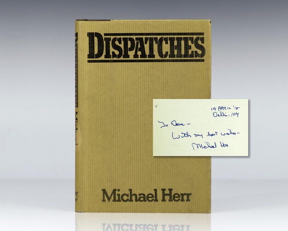 Dispatches.