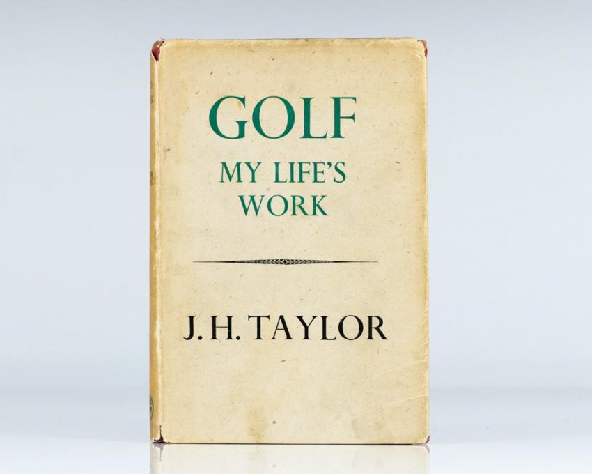 Golf: My Life's Work.