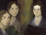 Portrait of Anne, Emily and Charlotte Bronte, painted by their brother Branwell.