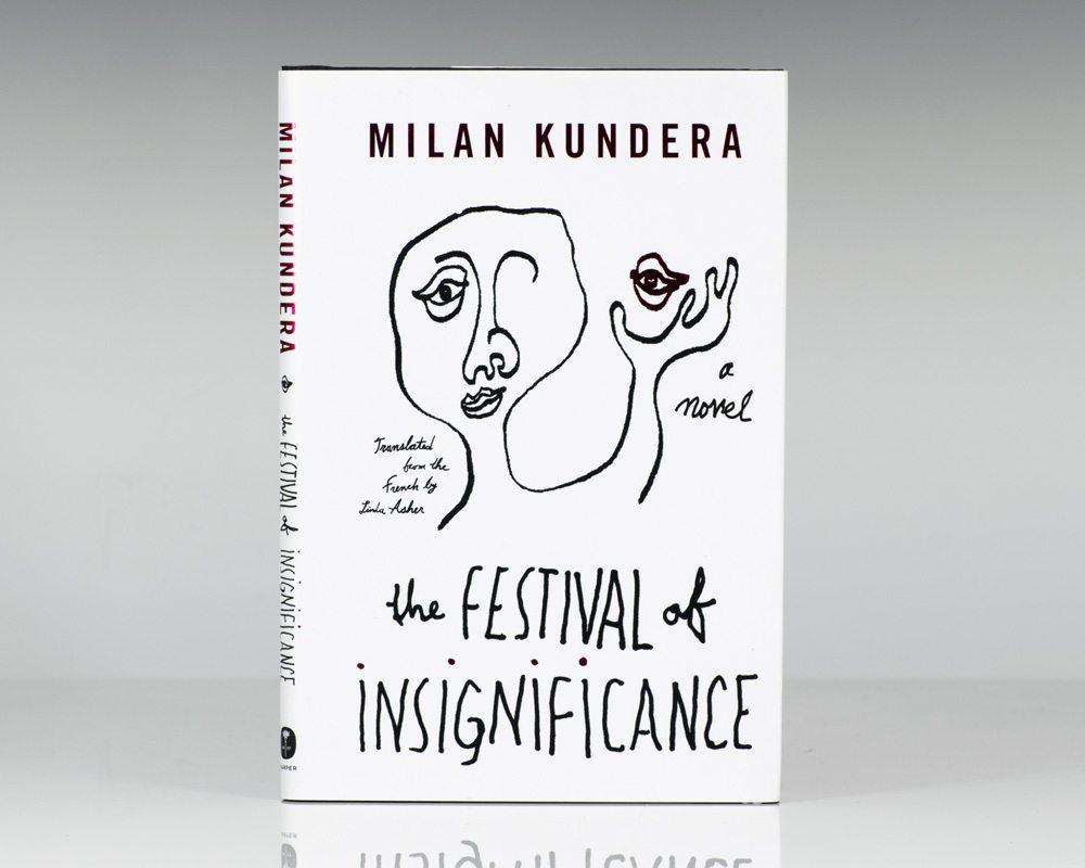 The Festival of Insignificance: A Novel.