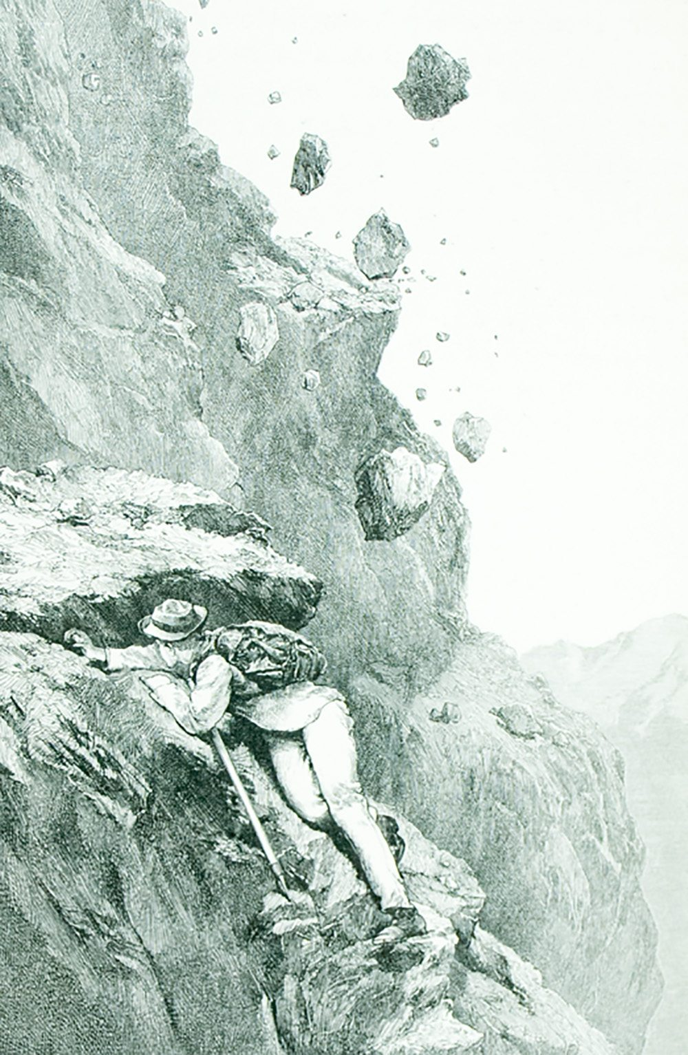 Scrambles Amongst the Alps in the Years 1860-69.