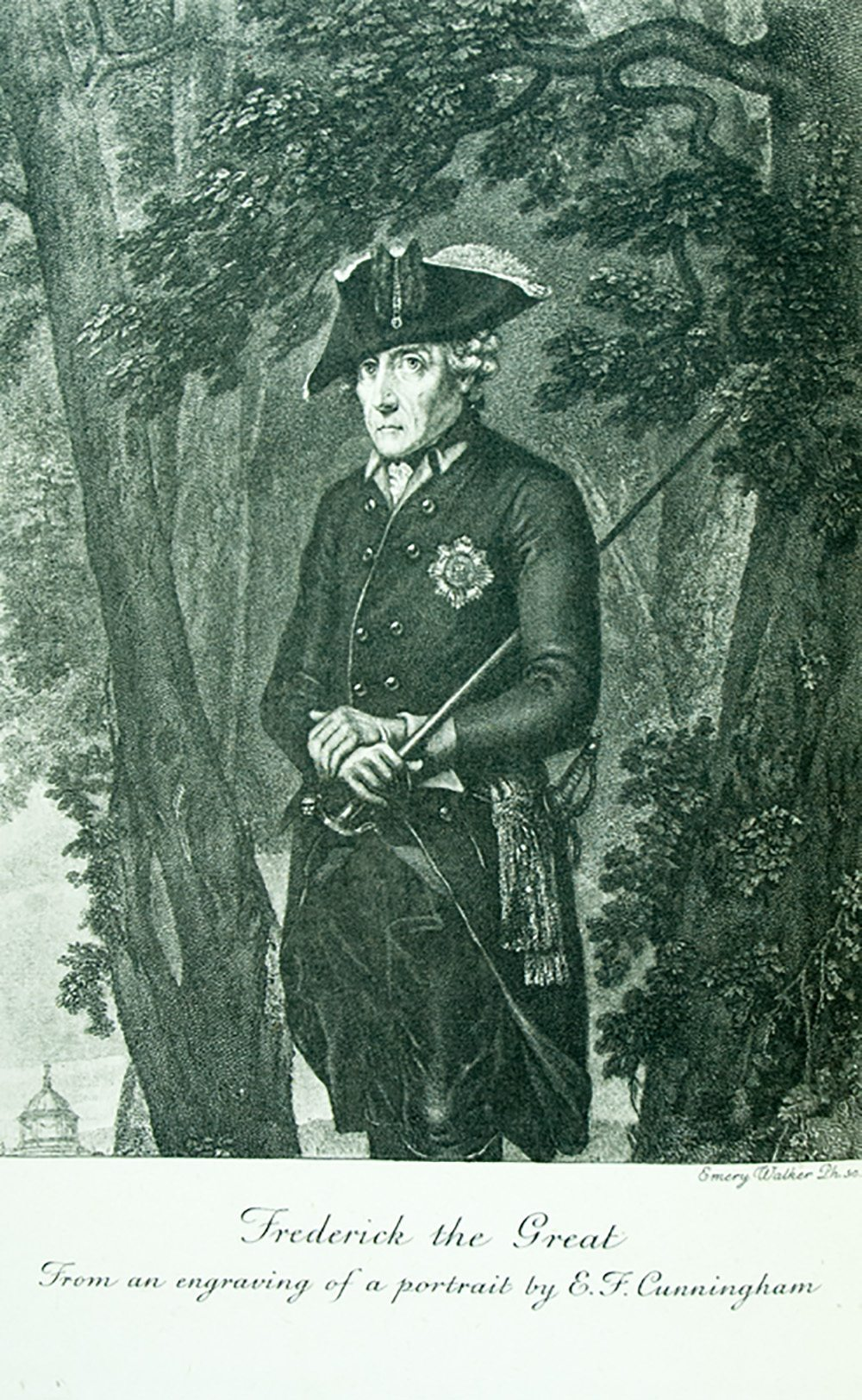 The Life of Frederick the Great.