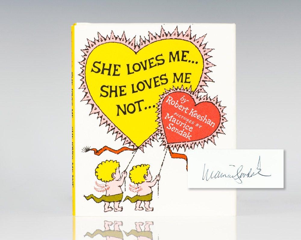 She Loves Me… She Loves Me Not.