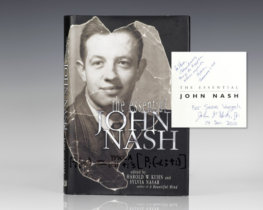 The Essential John Nash.