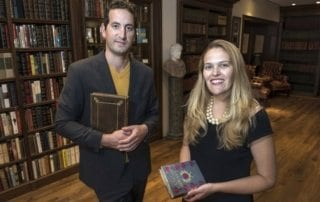 Palm Beach Daily News – Pieces of history: Raptis Rare Books opens on Worth Avenue