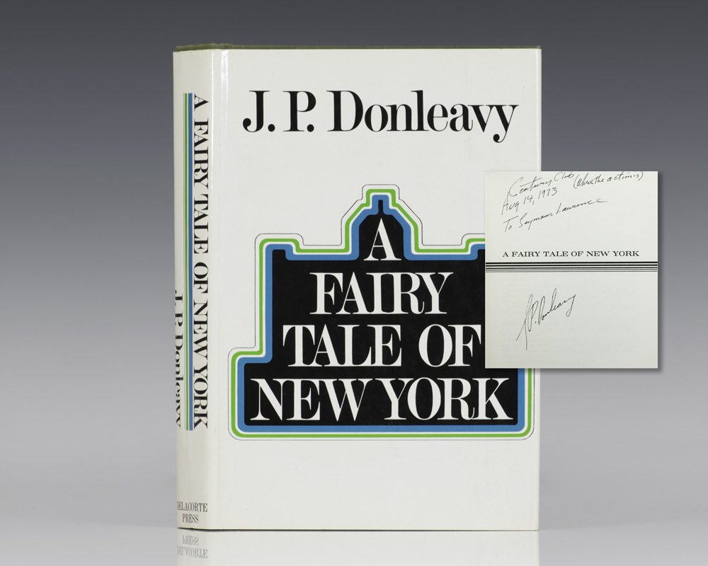 A Fairy Tale of New York.