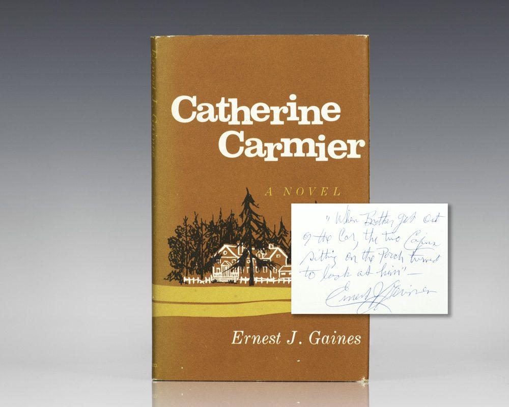 Catherine Carmier.