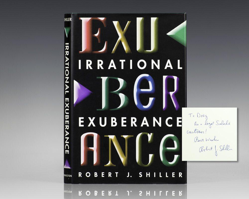 Irrational Exuberance.