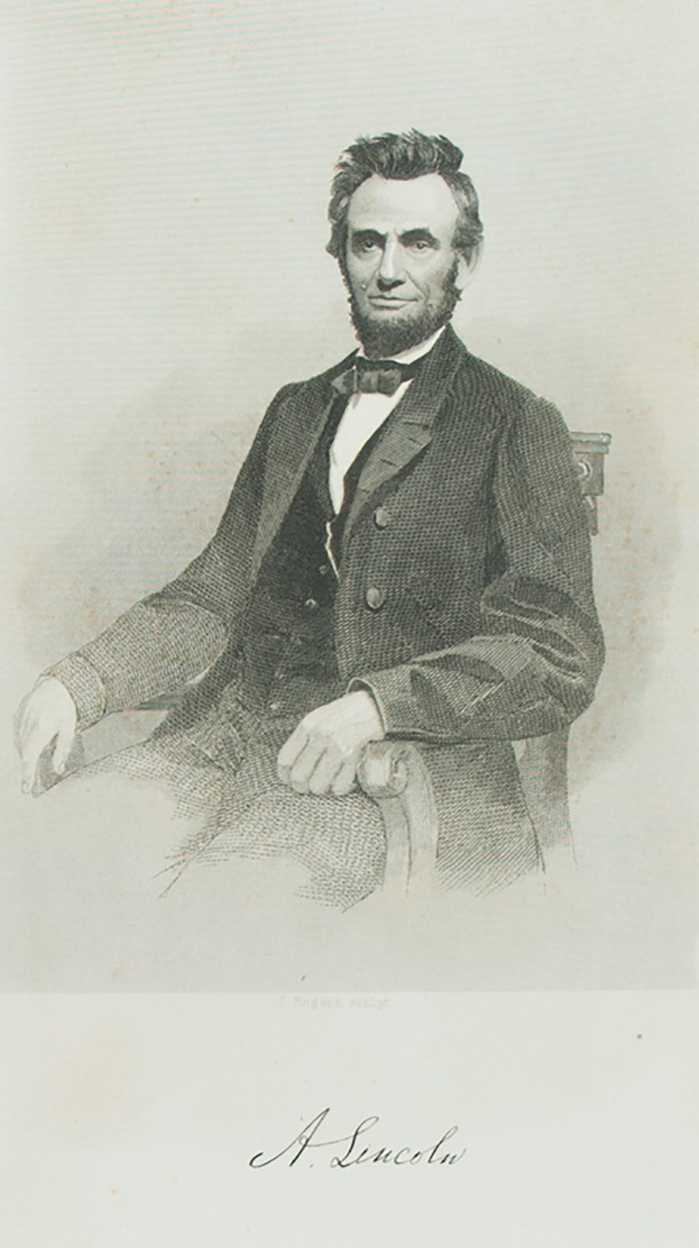Obsequies of Abraham Lincoln In the City of New York.