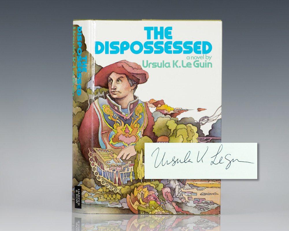 The Dispossessed.