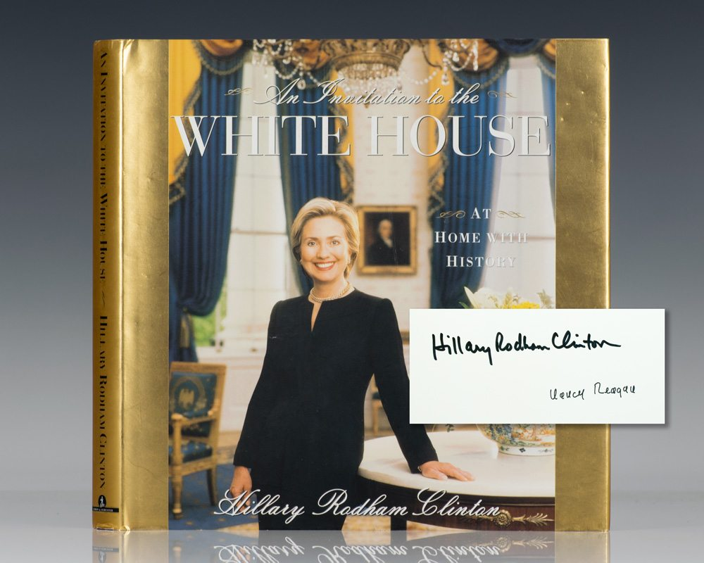 An Invitation to the White House: At Home With History.