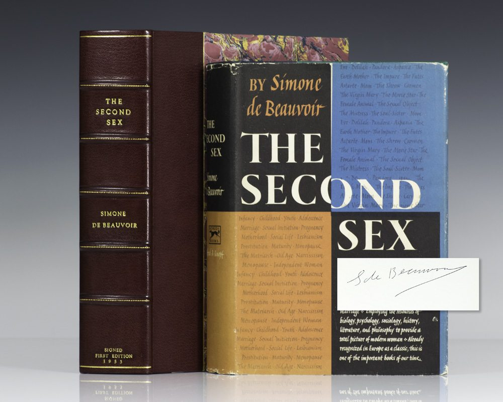 The Second Sex.