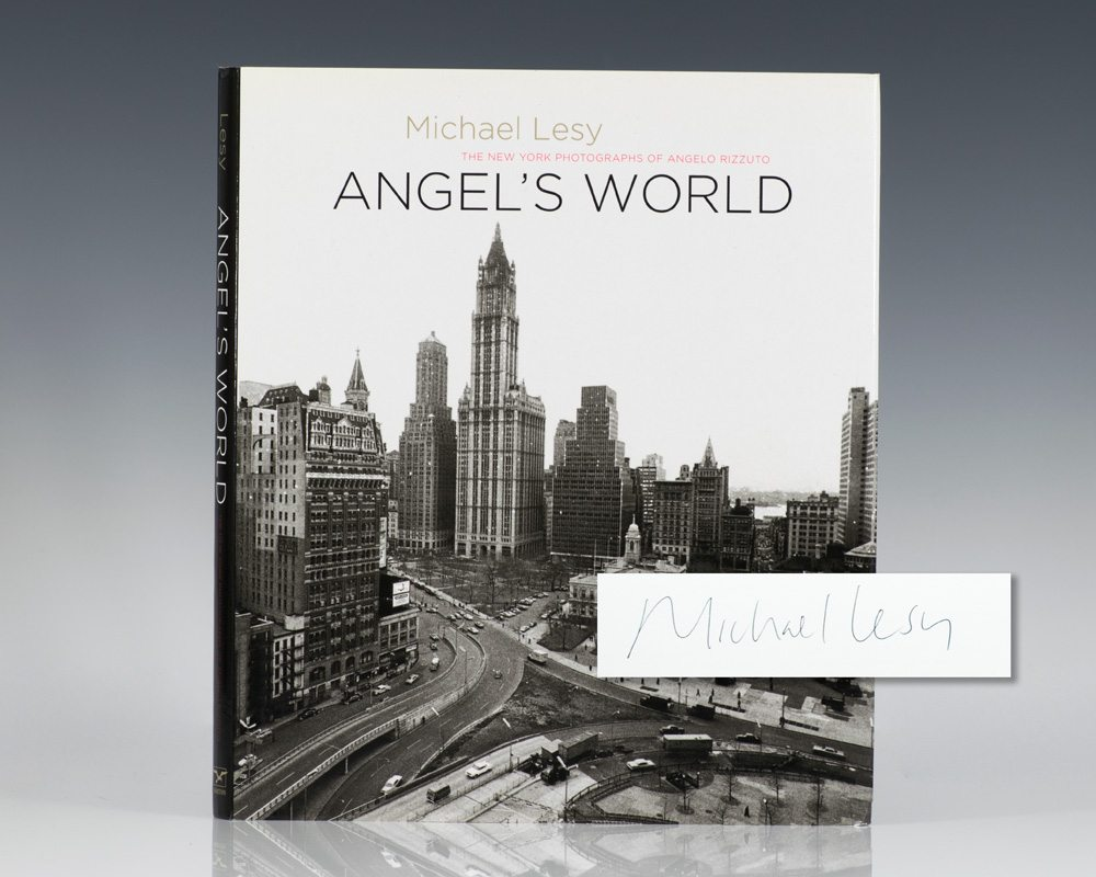 Angel's World: The New York Photographs of Angelo Rizzoto.