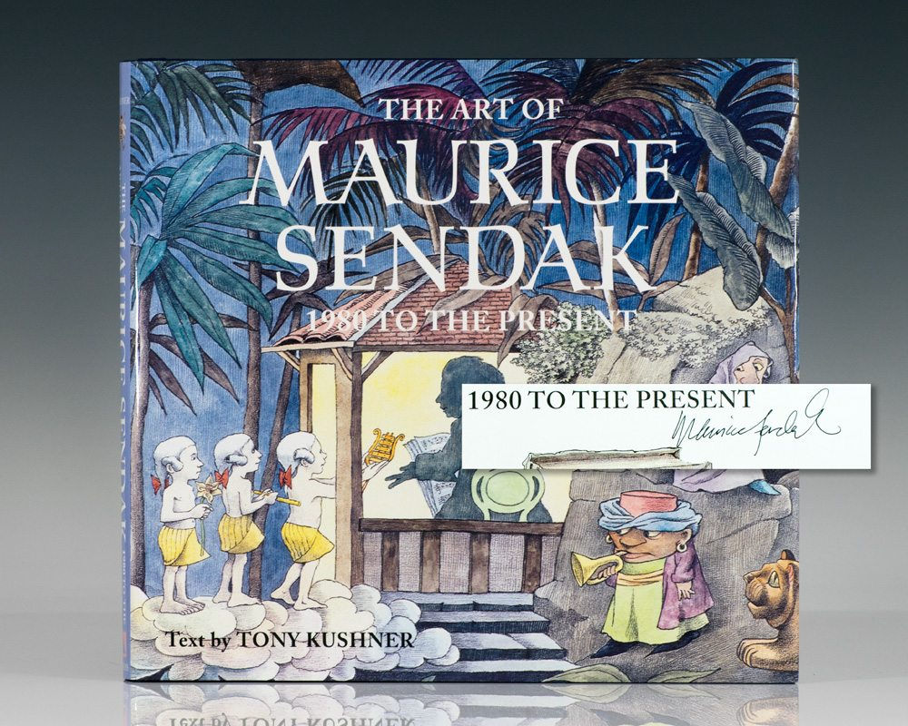 The Art of Maurice Sendak: 1980 to Present.