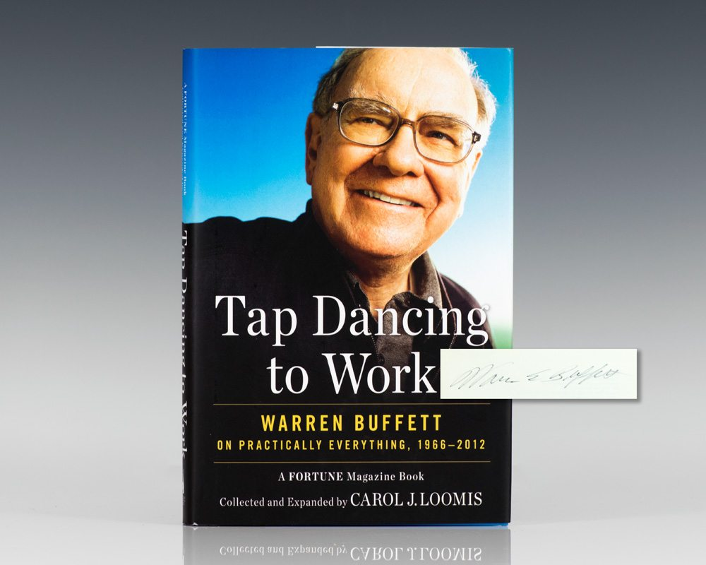 arren buffett tap dances - 1000×800