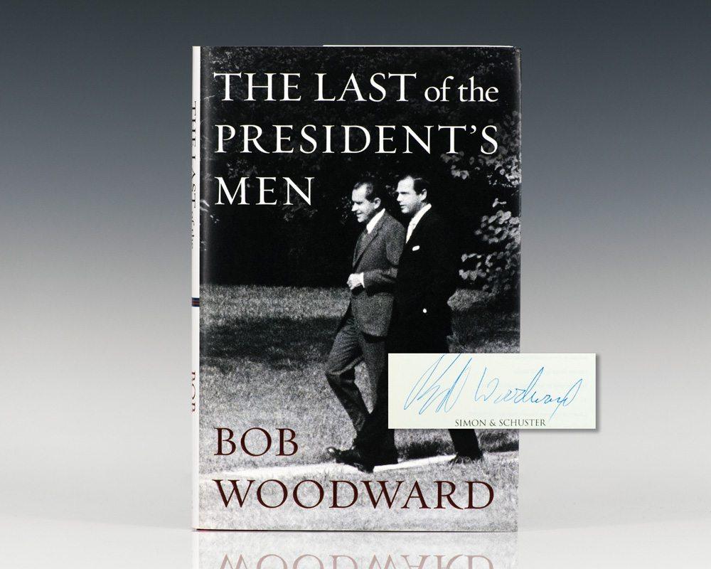 The Last of the President's Men.
