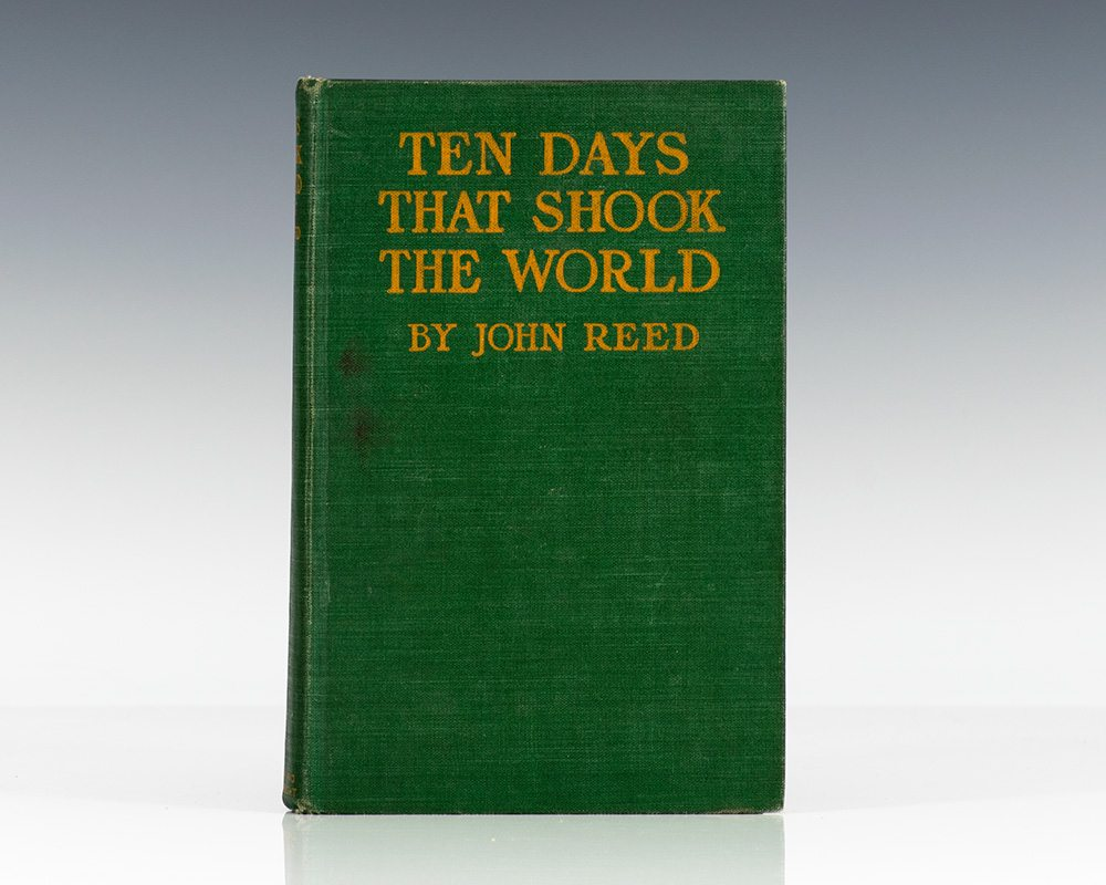 Ten Days That Shook The World.