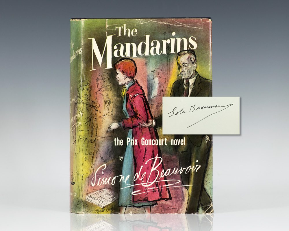 The Mandarins.