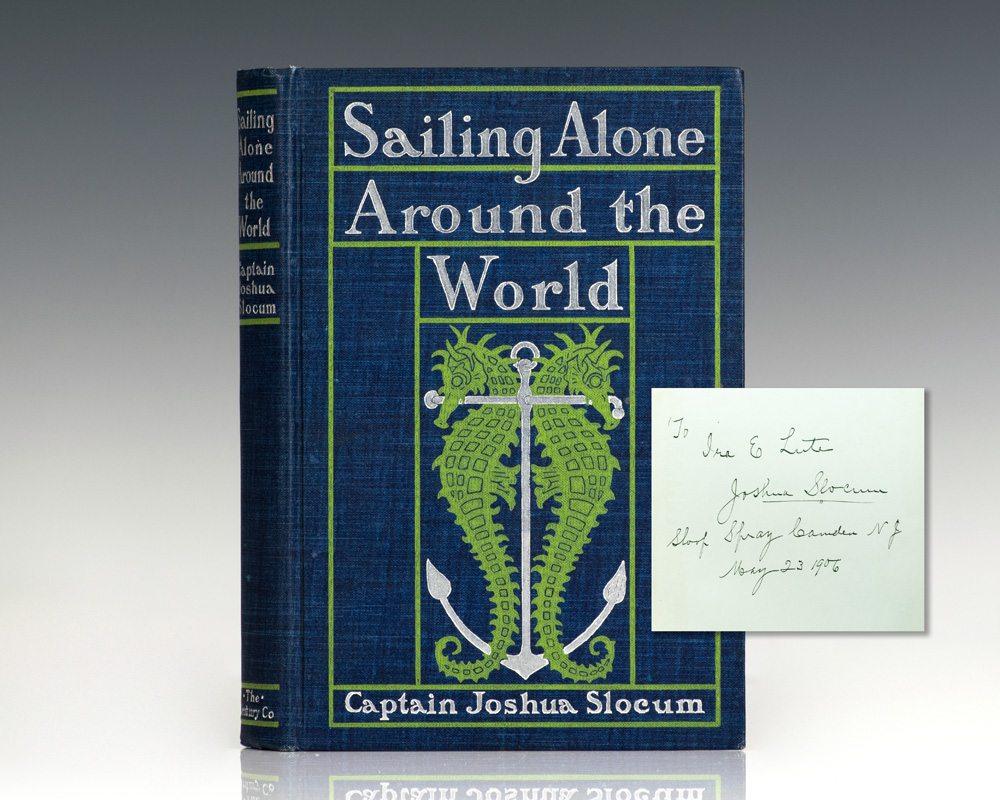 joshua slocum sailing alone around the world pdf