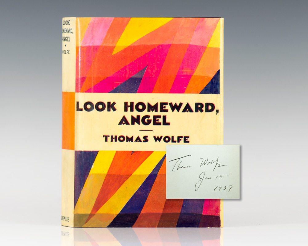 Look Homeward, Angel.