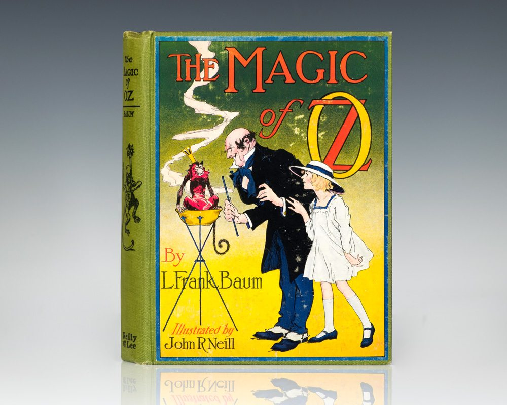 The Complete Oz Series: The Wonderful Wizard of Oz, The Marvelous Land of Oz, Ozma of Oz, Dorothy and the Wizard of Oz, The Road to Oz, The Emerald City of Oz, The Patchwork Girl of Oz, Tik-Tok of Oz, The Scarecrow of Oz, Rinkitink in Oz, The Lost Princess of Oz, The Tin Woodman of Oz, The Magic of Oz, Glinda of Oz.