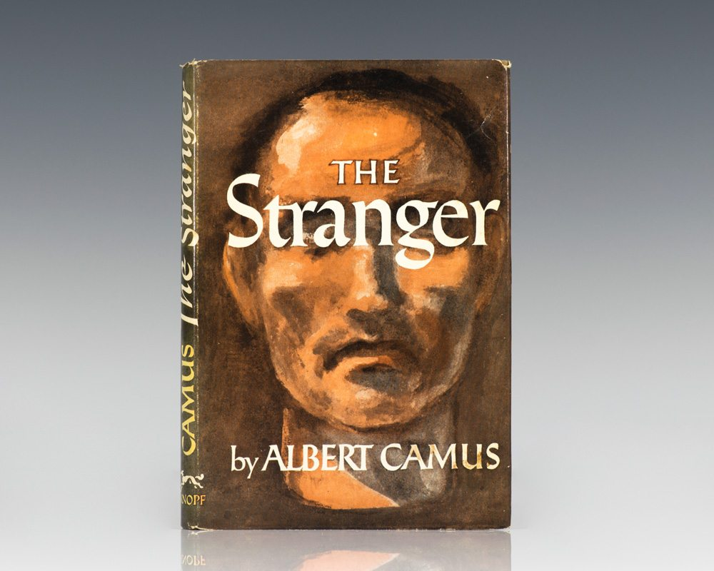 albert camus stranger essay Essay albert camus and the absurd the stranger, by albert camus, is the story of meursault, a man who cares not for the future, nor the past he lives without meaning, without rationality, without emotions.