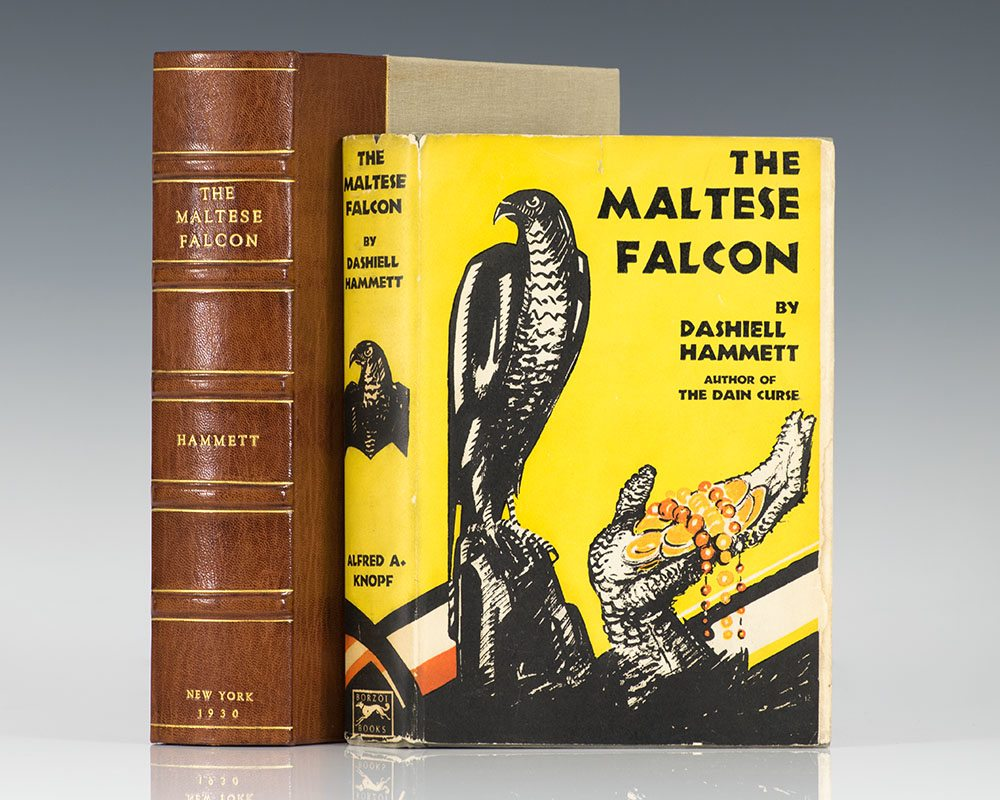 an analysis of characters in the maltese falcon by dashiell hammett