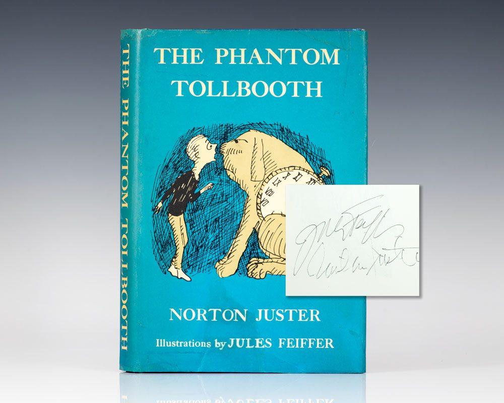 Phantom Tollbooth.