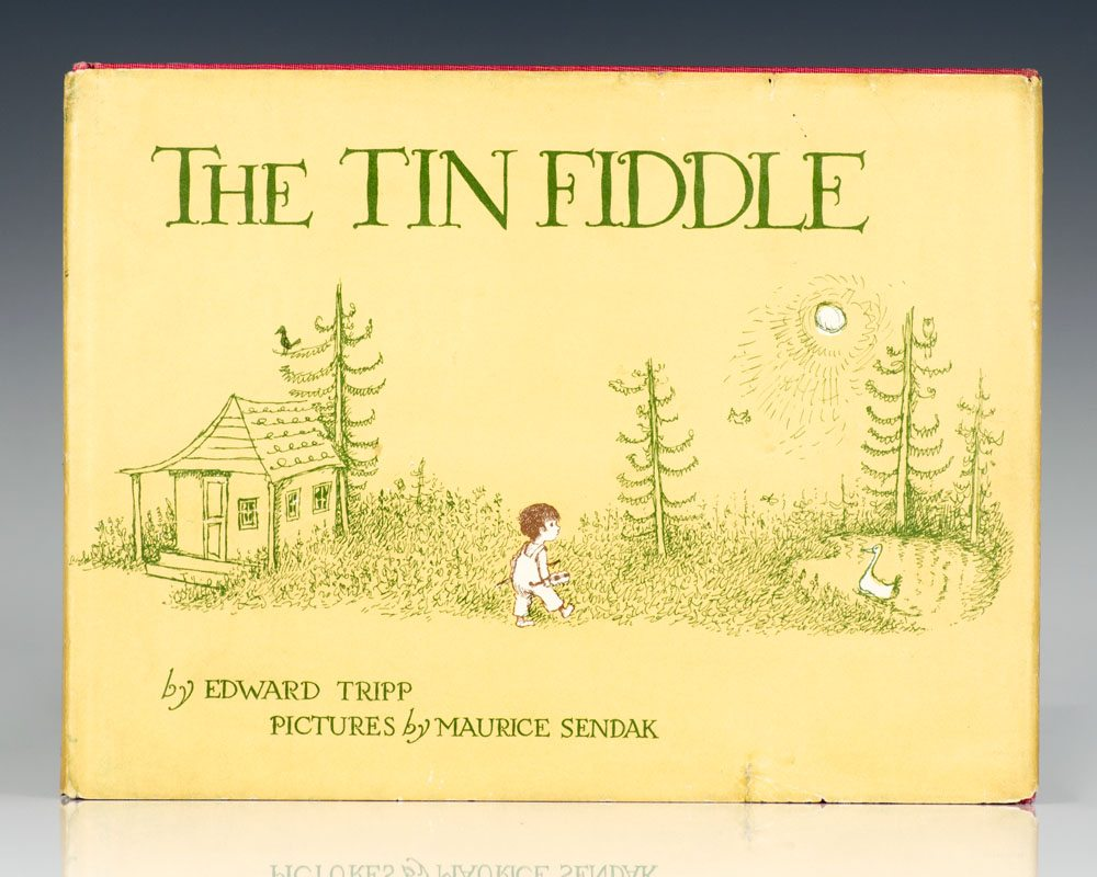 The Tin Fiddle.