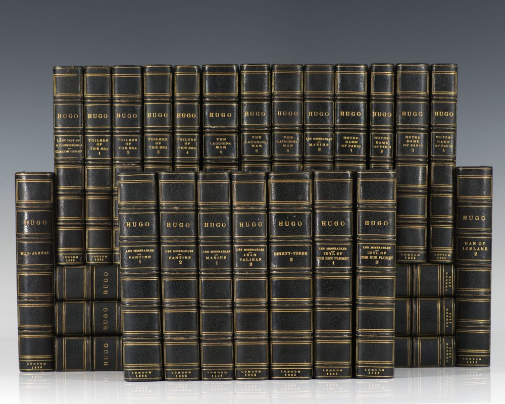 The Novels of Victor Hugo: Complete and Unabridged.